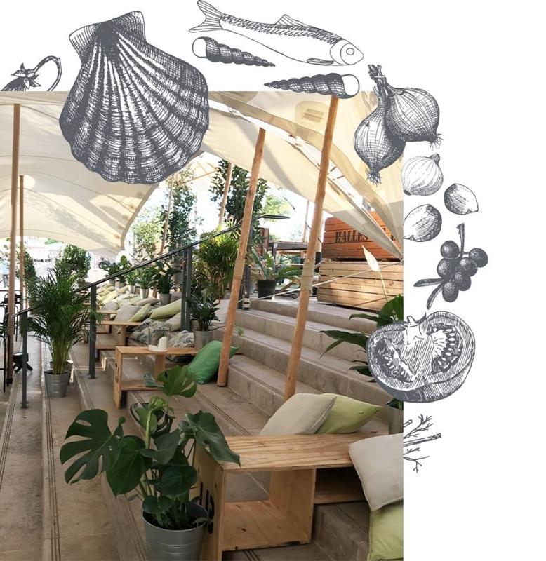 Les Halles de la Major - Restaurant Marseille